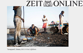 ZEIT ONLINE   CTRL-X / Exhibition // Feature