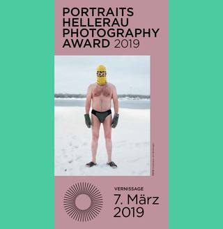 HELLERAU AWARD     EXHIBITION March 7- April 14 // 2019  PUMPENHAUS Devrientstraße 18 b   // Dresden